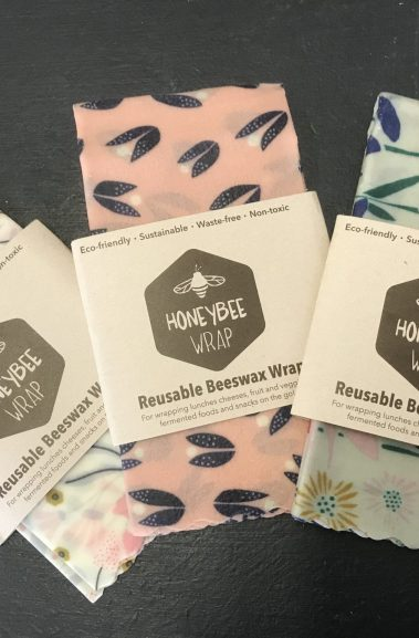beeswax wraps, sustainable, gift, hamper
