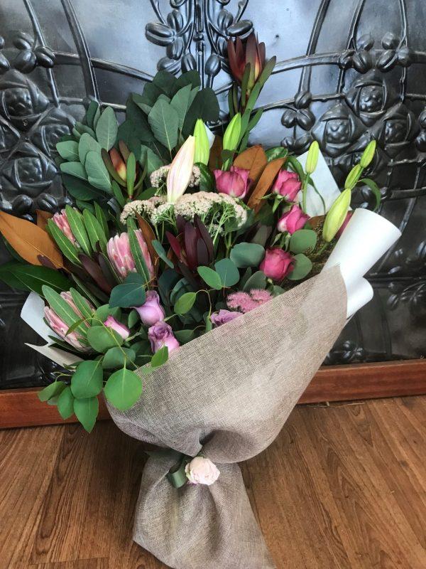 florist choice bouquet, bouquets, designer bunch
