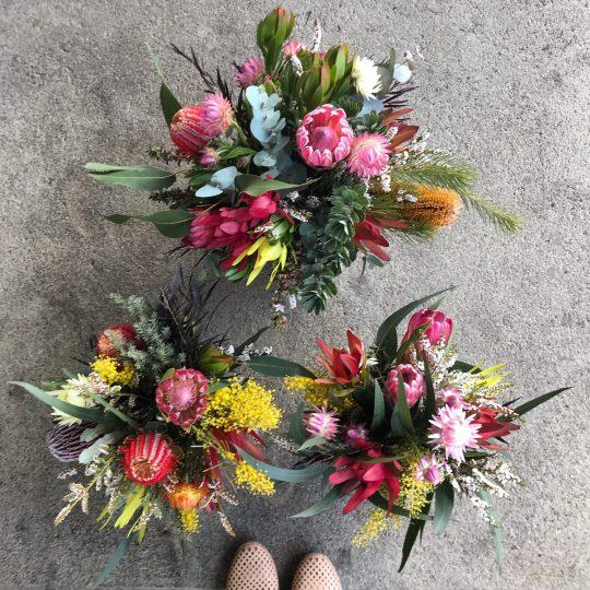 native fishbowl, native flowers, Tamworth florist, Tamworth flowers, flower delivery Tamworth, New England florist, Barraba florist, Manilla florist
