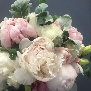 Peony bouquet, wedding bouquet, tamworth wedding, pastel bouquet, bridal bouquet tamworth, tamworth weddings, tamworth florist, florist tamworth, tamworth wedding florist, rose bouquet