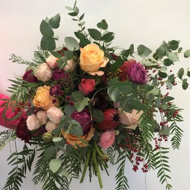wild bouquet, boho bouquet, wedding bouquet, tamworth wedding, bright bouquet, bridal bouquet tamworth, tamworth weddings, tamworth florist, florist tamworth, tamworth wedding florist