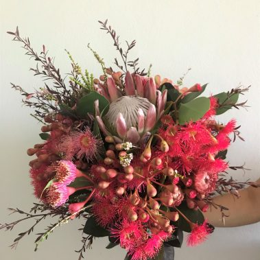 native wedding, wildflower wedding, wedding bouquet, tamworth wedding, bright bouquet, bridal bouquet tamworth, tamworth weddings, tamworth florist, florist tamworth, tamworth wedding florist
