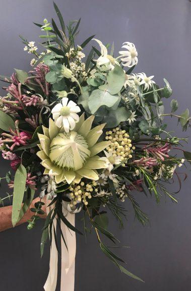 native bouquet, native wedding flowers, rustic wedding bouquet, tamworth wedding, wedding bouquet, bridal bouquet tamworth, tamworth weddings, tamworth florist, florist tamworth, tamworth wedding florist, pastel native bouquet