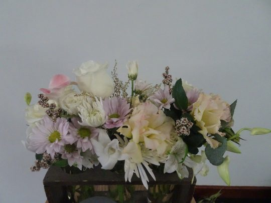 Flower bottles, flower gift, flowers for hospital, flower delivery tamworth, tamworth florist, flowers and gifts