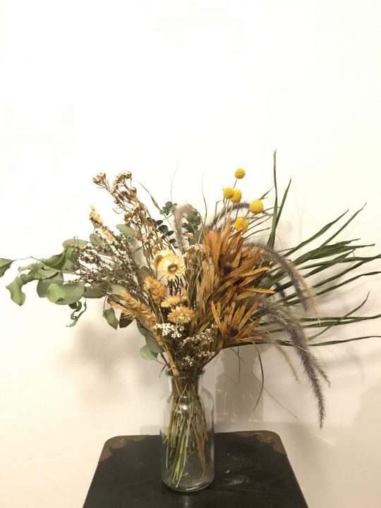 dreid blooms, dried blooms bottle, dried flowers, mothers day gift, flower jar, mothers day market, botanic gift, the good gift co, mothers day delivery tamworth, tamworth gift, flower delivery